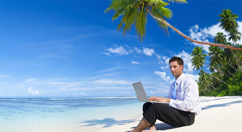 Entrepreneurial Leaders – Alone on an Island