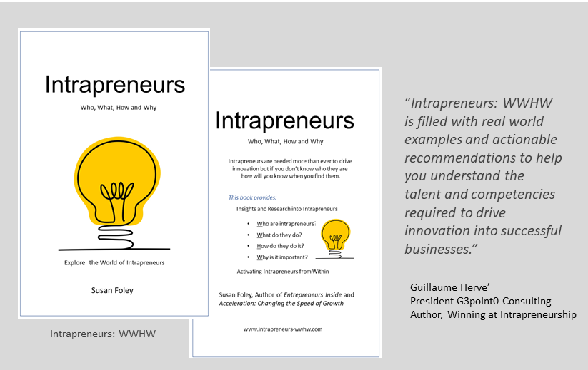 Intrapreneurs – Explore the World of Intrapreneurs